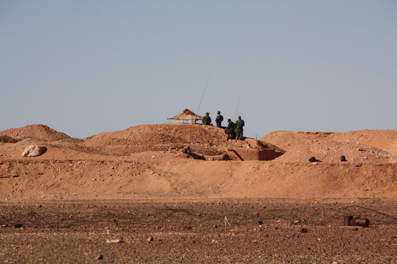 Cartes du Sahara Occidental | SaharaDoc