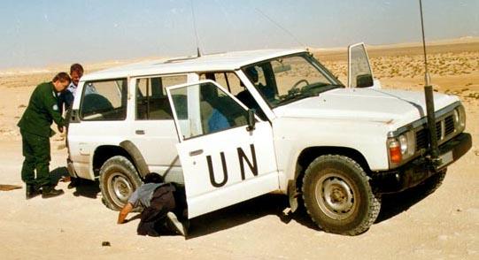 (MegaPost) Misiones de paz olvidadas: Sahara Occidental